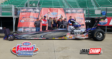 Phil Smida wins Summit Racing Nationals