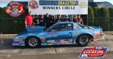 Warter & Lang lead winners at Woodburn LODRS