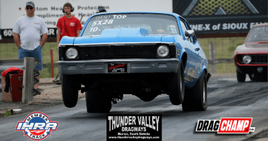 thunder valley dragways ihra midwest track of the year
