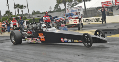 Casey Spradlin Top Dragster