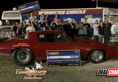 48th Cowpasture Nationals Race Results from Ardmore