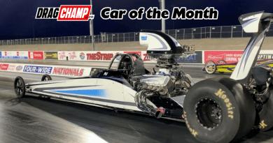 Peyton Januik DragChamp Car of the Month