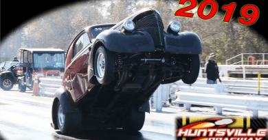 Huntsville Dragway November Race Results