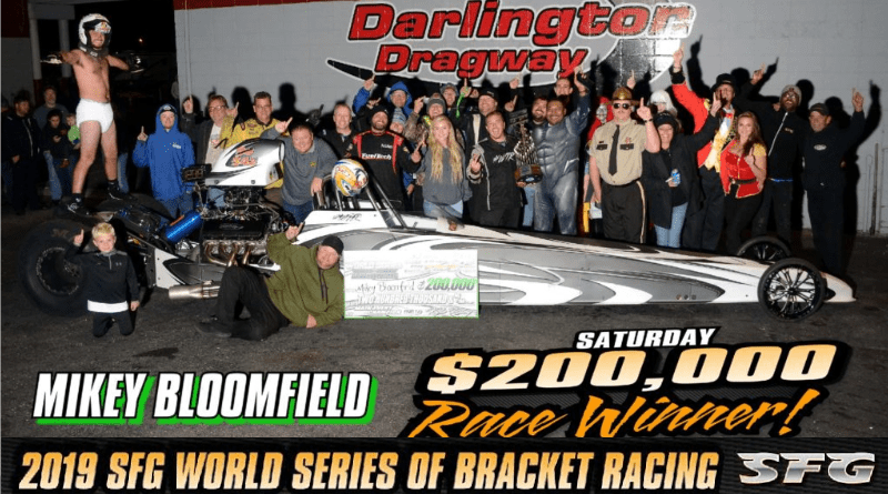 Mikey Bloomfield wins 200K SFG World Series
