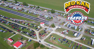 Mo-Kan Dragway Renews with IHRA
