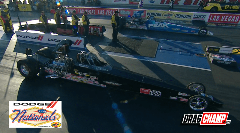Vernon Rowland wins Super Comp at Dodge Nationals
