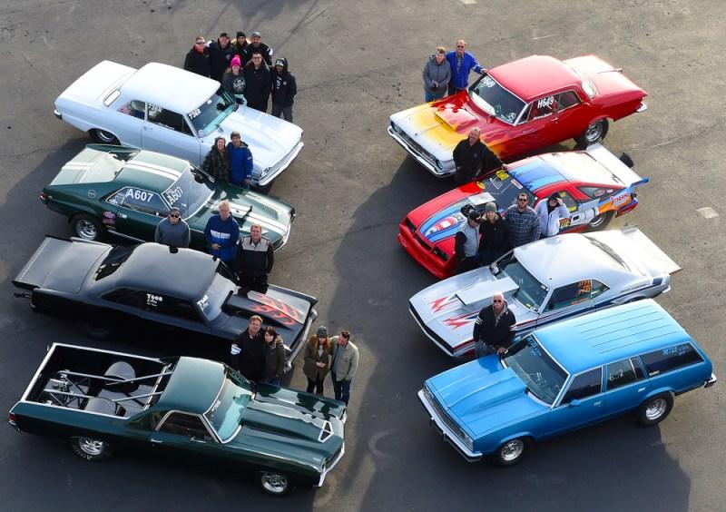 Racecars LVMS