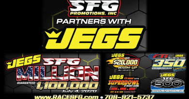 SFG partners with JEGS in 2020