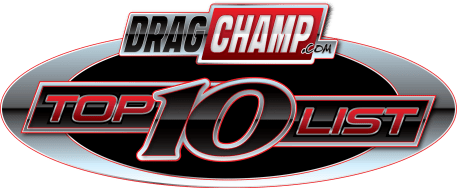 DragChamp Top 10 List Logo