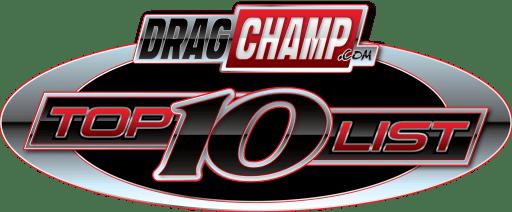 DragChamp Top 10 List Logo
