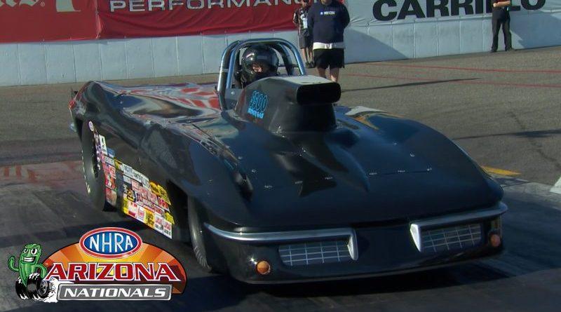 Ed Olpin Jr Super Gas Winner