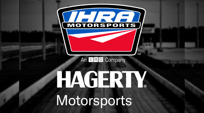 IHRA Hagerty multi year agreement