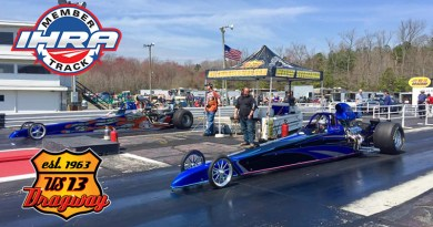 US 13 Dragway Renews Commitment to IHRA