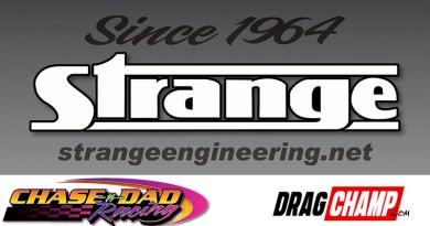 Strange Chase n dad