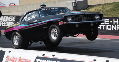 Winners crowned at Division 5 Bandimere LODRS
