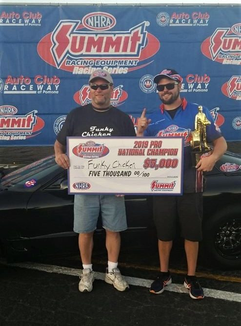 chris and troy johnston 2019 win