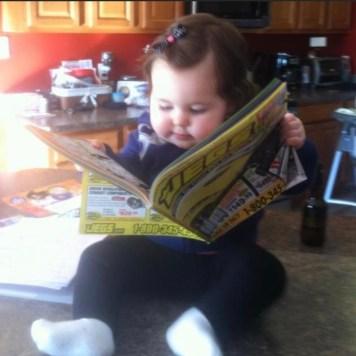 rick baehr daughter jegs magazine