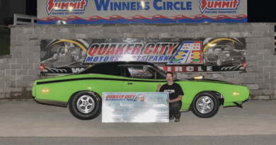 Big Bucks Nationals race results july 2020