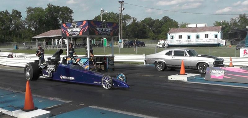 Mia Tedesco and Justin Vickers final round 660 top bulb nationals