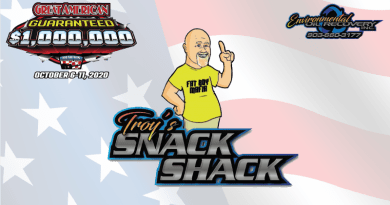 troy snack shack logo