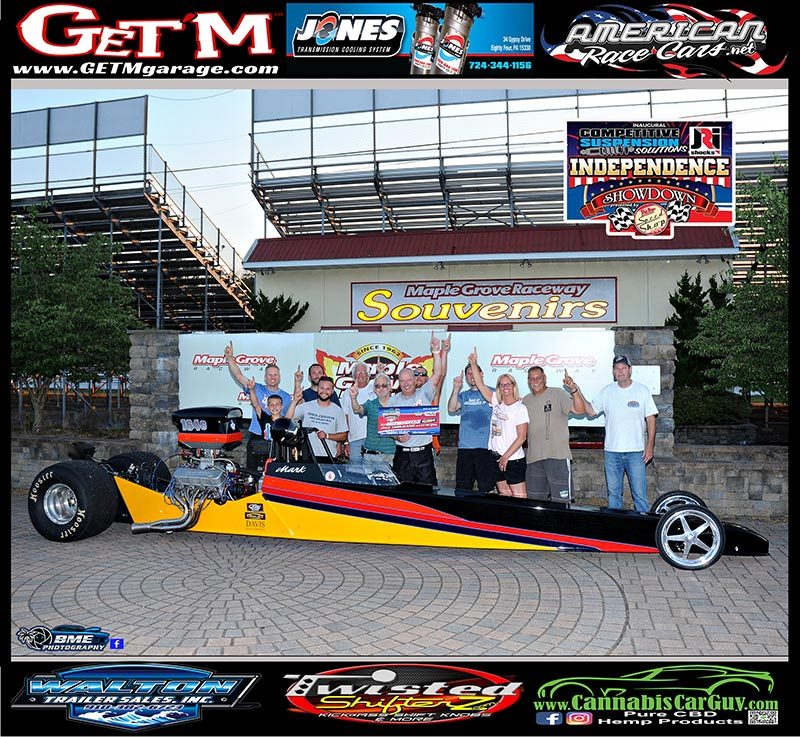 independence showdown top shootout winner mark beideman
