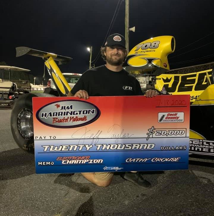 jeff taylor saturday 20k winner jim harrington bracket nationals