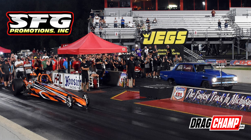 Sisko Wins $1,100,000 At Highest Paying Drag Race In History: JEGS-SFG Million
