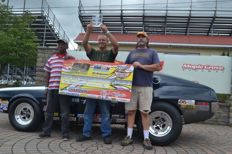 Dan Walleigh - Super Street Winner