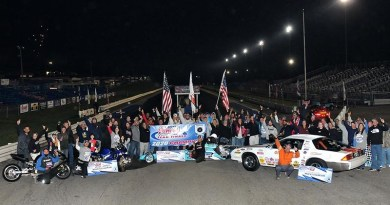 Quaker City Motorsports Park team finals winners