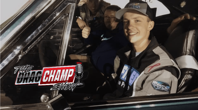 The DragChamp Show Podcast with Caleb Ellison