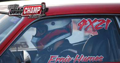 The DragChamp Show Podcast with Ernie Humes