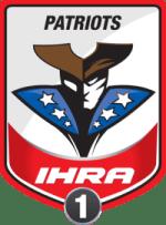 division 1 patriots logo