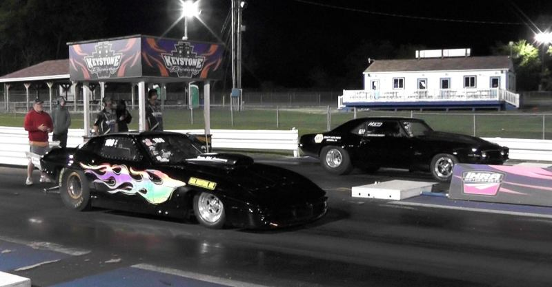 michael hornstein and chuck anthony second race finals sniper series