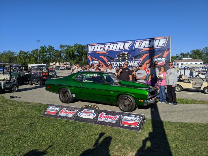 nick bowman modified race of champions winner ihra division 3 team finals