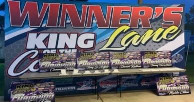 winners lane koc 2019 champion checks