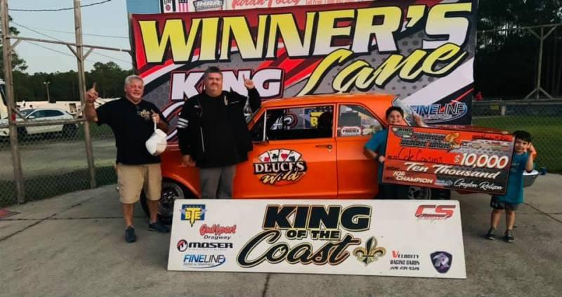 Cole Cousins sunday 10k winner KOC