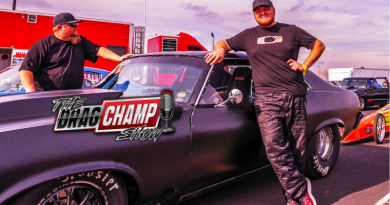 The DragChamp Show Podcast with Chad Axford