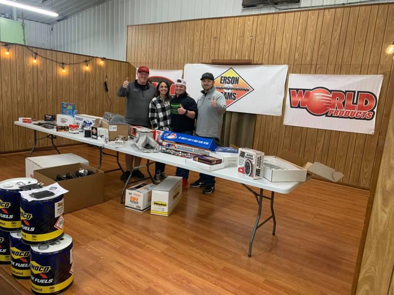 brandon waack 632 engine kit winner