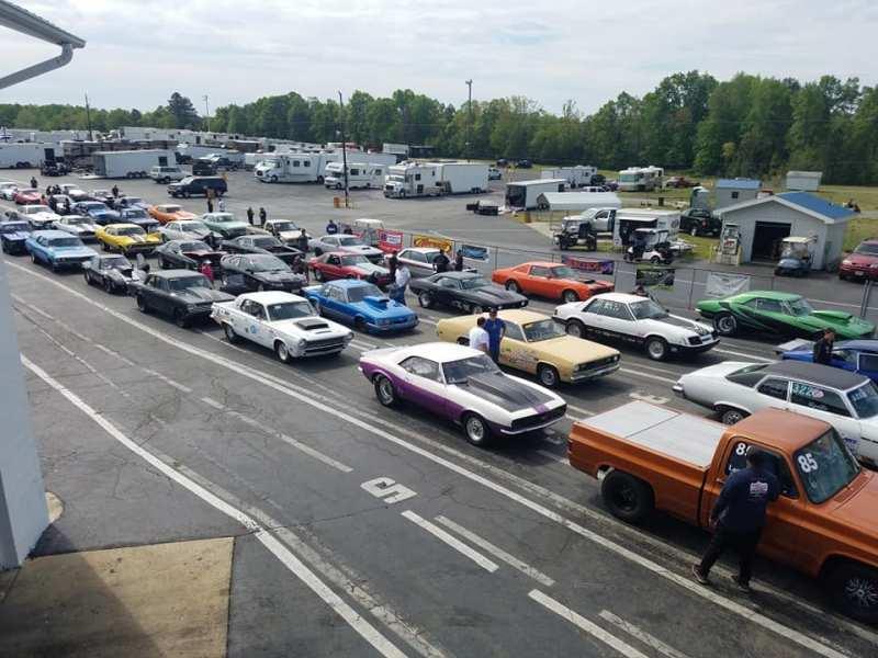 staging lanes piedmont dragway loose rocker bigfoot $75K