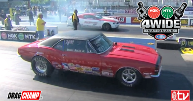 NHRA 4-Wide Nationals Preview
