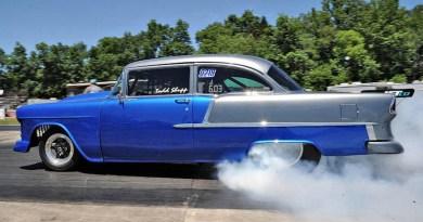 Todd Shupp best appearing car mutt & jeff race