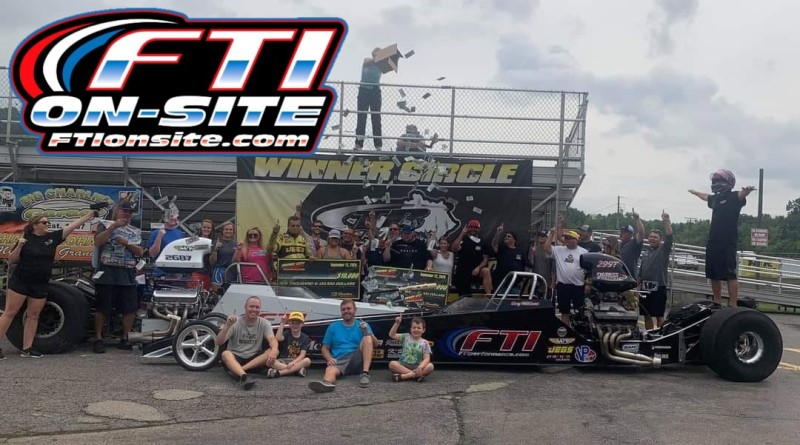 gary williams derby city 100k winner FTI ON SITE feature photo