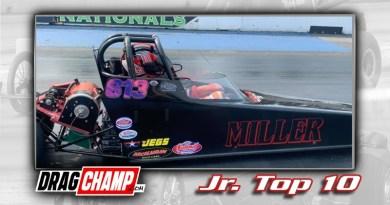DragChamp Jr Racer Top 10 List with Lindsey Miller