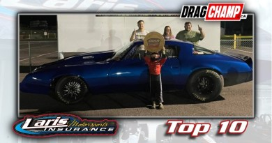 DragChamp Top 10 List with Wesley Lockhart