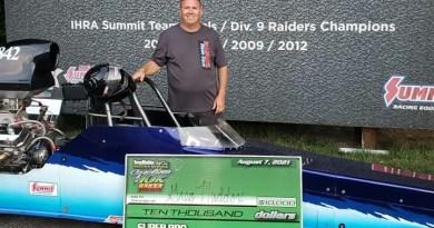 Greg Maddox carolina 10k winner feature