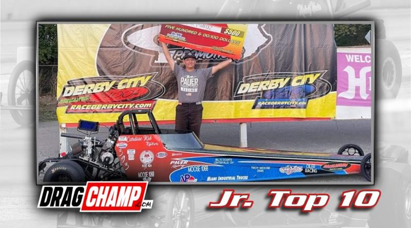 DragChamp Jr Racer Top 10 List with Tyler Munoz