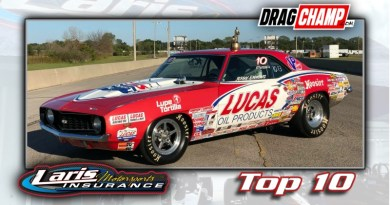 DragChamp Top 10 List with Jerry Emmons