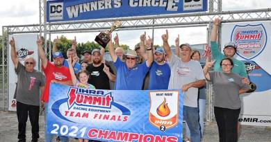IHRA D2 Summit Team Finals