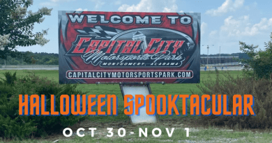 Halloween Spooktacular plans to pack Capital City Motorsports Park with junior dragsters