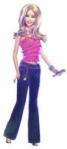 LeAnn Rimes Barbie Doll